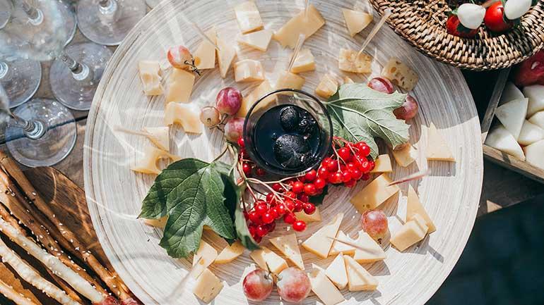 Essen auf Elba